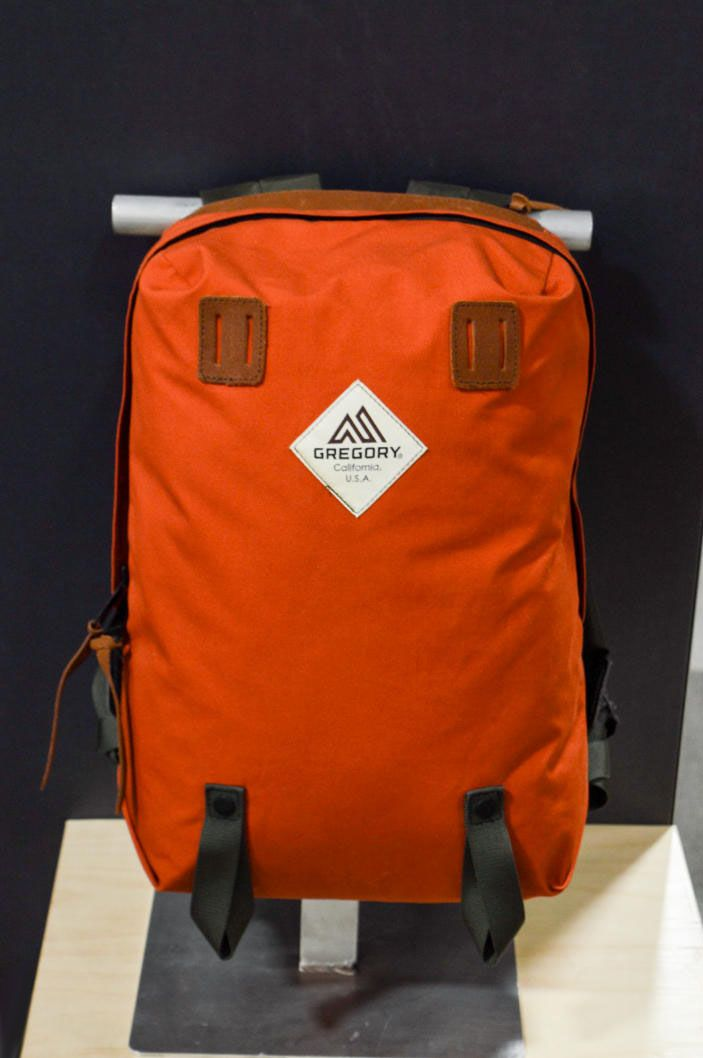 Gregory Orange Backpack