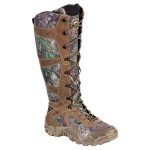 "Irish Setter 17"" VaprTrek Waterproof Snake Hunting Boots for Men - TrueTimber HTC Green - 10.5W"