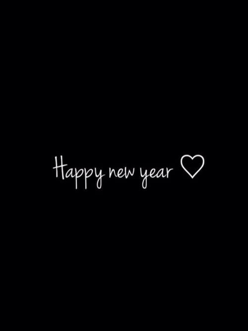 ♥ happy new year