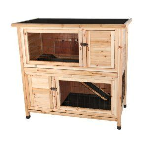two story hutch