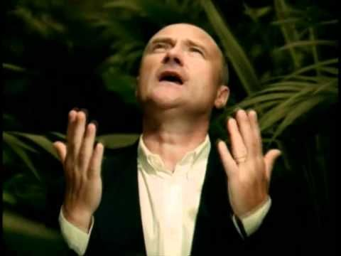 ▶ Phil Collins Music video - Strangers Like Me - YouTube