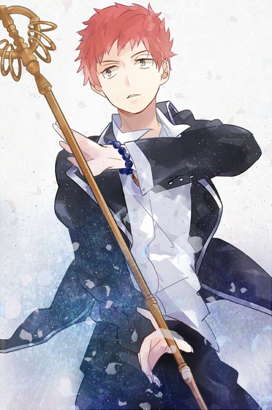 Renzo Shima from Ao no Exorcist  Love this anime