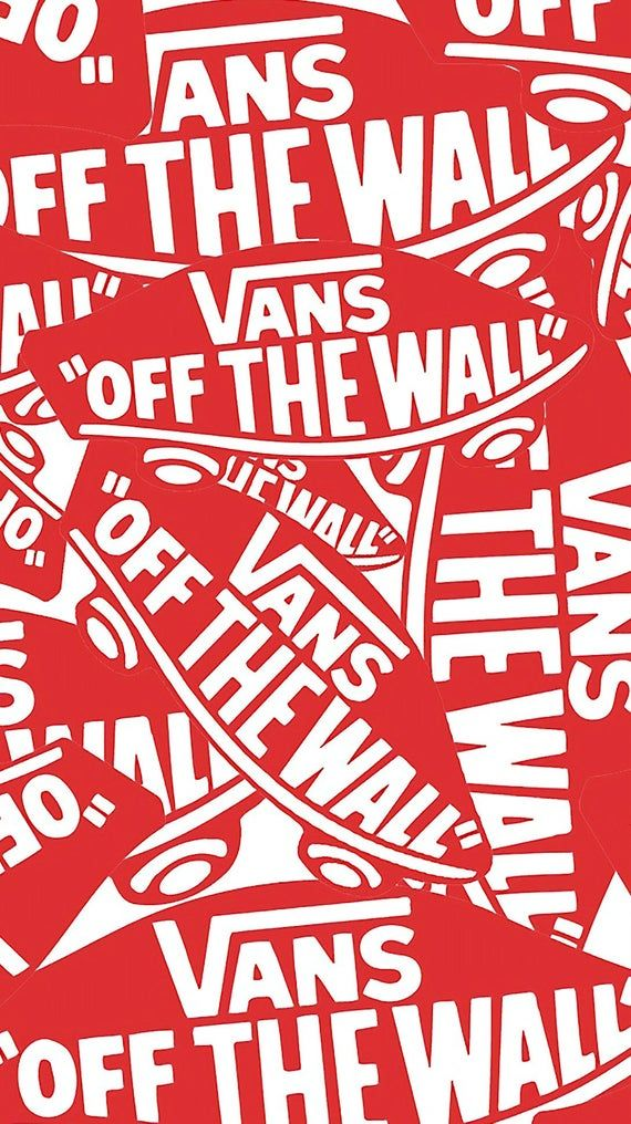 """VANS """"Off The Wall"""" Poster Surfing/ Skateboarding Print"""