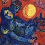 Marc Chagall, il pittore sospeso tra fiaba e realtà