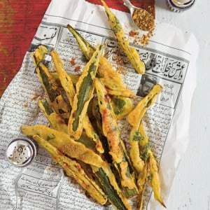Have a love hate relationship with Okra because its slimy? Here's the ultimate guide to mastering the art of cooking okra (bhindi) so that it's not slimy.