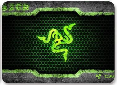 shipping Razer mouse pad gaming mouse mat 300*240*3mm locking edge mouse mat speed version for sc2 wow dota 2 lol cs