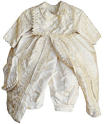 Baby Boy Christening & baptism outfit, Spanish Style Gown (ropones para bautizo) in Clothing, Shoes & Accessories,Baby & Toddler Clothing,Christening | eBay