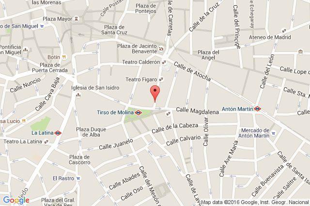 Casa de Granada terraza | Mahoudrid - Mahou