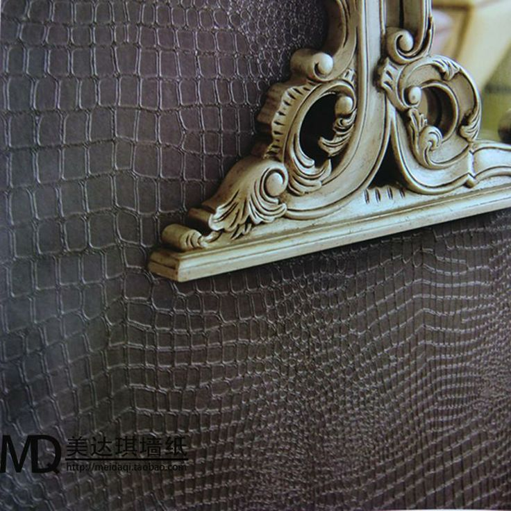 croc skin wall 2012 wallpaper brief modern faux leather