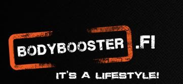 Kahvakuula kainalossa: Kesäkuntoon 2016 -tuotekampanja Bodybooster.fi -ve...