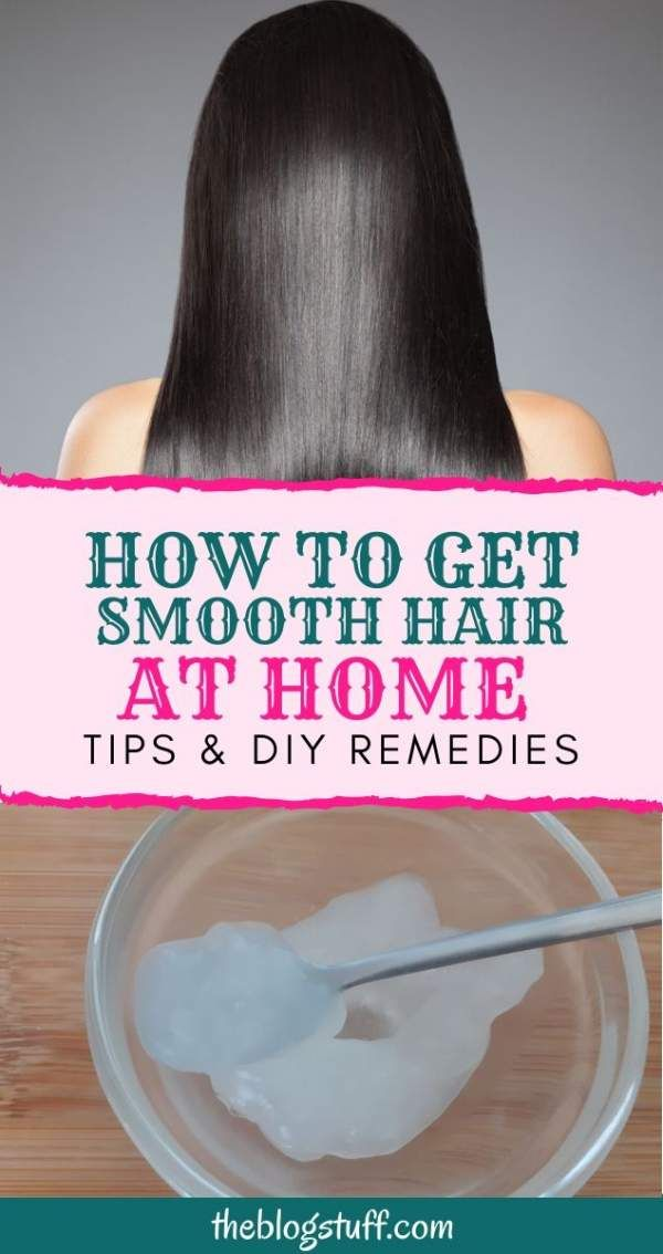 How To Get Silky Smooth Hair In One Day With Effective Diy Remedies And Salon Treatments To Repair Hair Silk Silky Smooth Hair Silky Hair Diy Soft Silky Hair