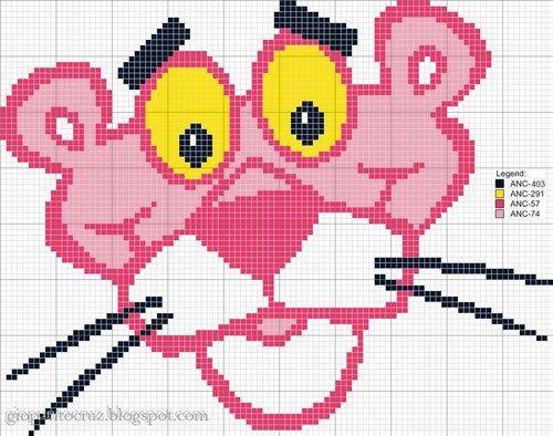 funny pink panter