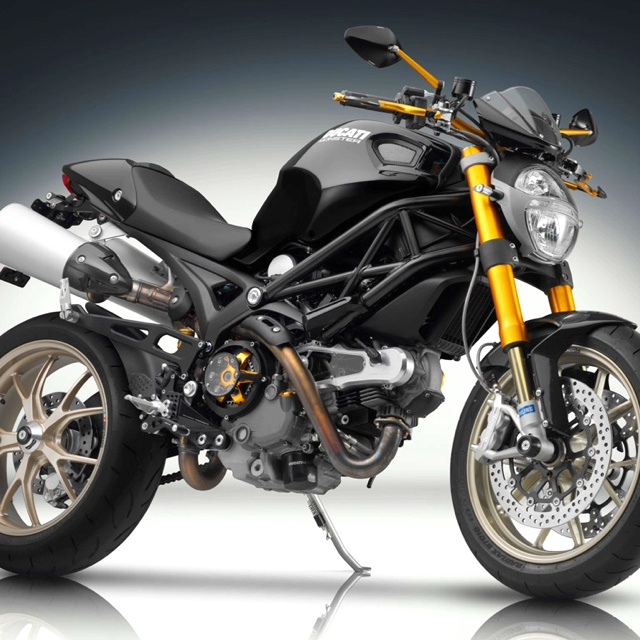 Ducati 1100 monster  Want one so bad
