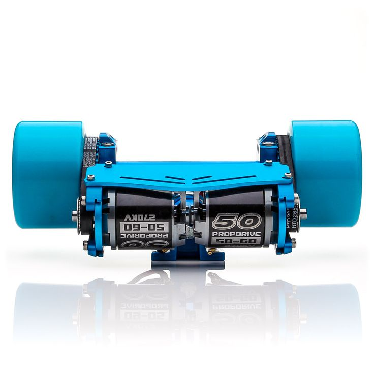Enertion Dual Drive Propulsion System - Life's too short to push - Make your own electric skateboard using enertion DIY Kit - Or buy a custom pre-made electric sakteboard from only $999 -enertionboards.com