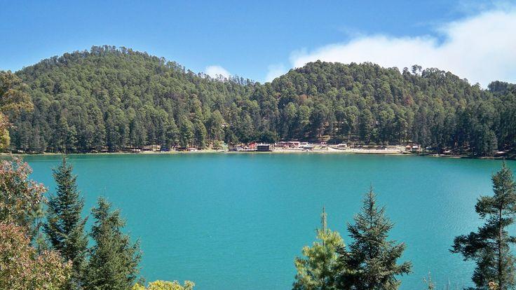 ¡Escápate a Laguna Larga! Centro ecoturístico que cuenta con manantiales de aguas termales, ubicado en Los Azufres.