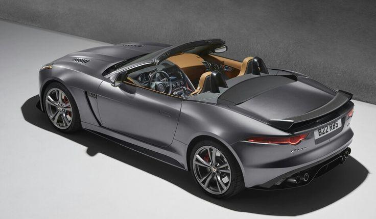 Jaguar f typ