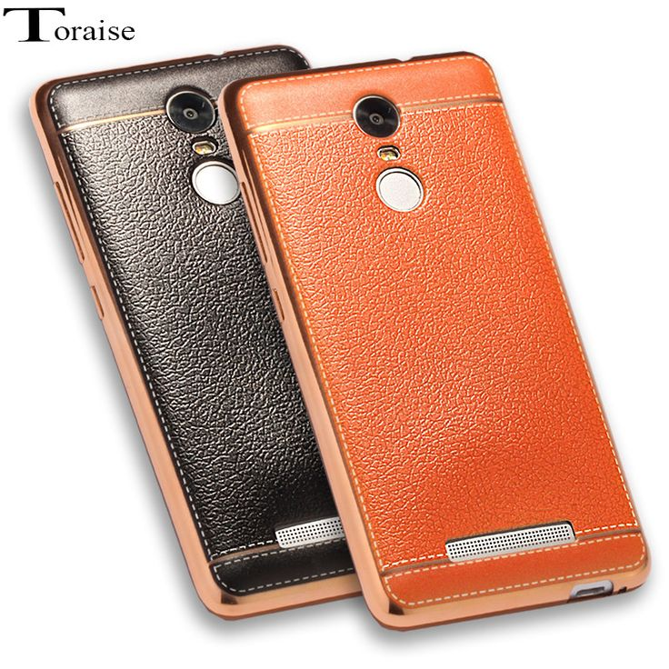 For xiaomi Redmi Note 3 Case Litchi Texture Soft TPU Back Cover Case For xiaomi Redmi Note 3 Pro Prime 5.5 inch Coque