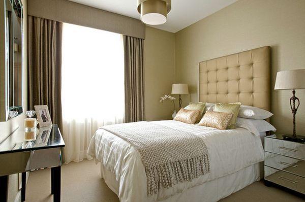 Зеркальные прикроватные тумбочки: красота вашей спальни во всех измерениях