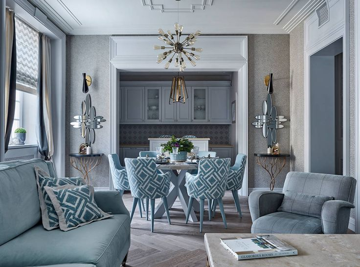 Different styles for every taste!   Classic living room ...