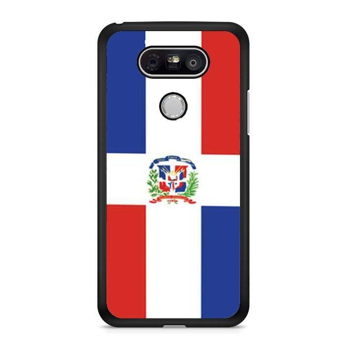 Dominican Republic Flag LG G6 Case Dewantary