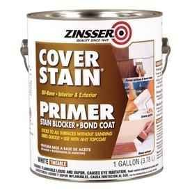 Use this stuff before painting laminate and particleboard and you won't have to sand it.