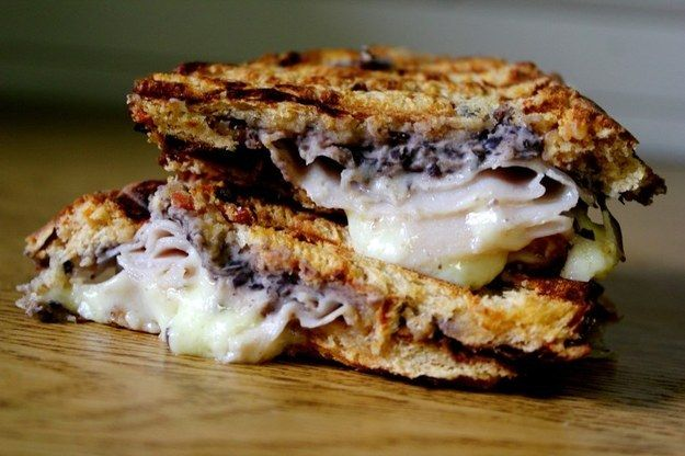 17 Panini Recipes That'll Step up Your Lunch Game