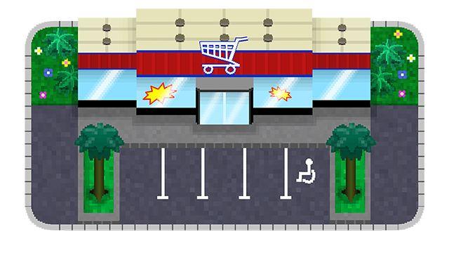 "Supermarché du jeu mobile Randstad ""Tiny Workers"""
