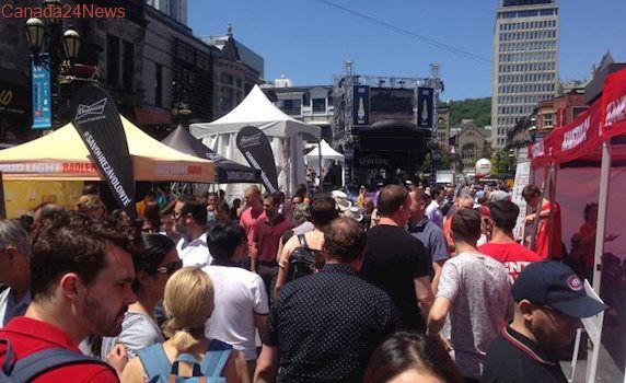 Grand Prix festivities kick off in Montreal