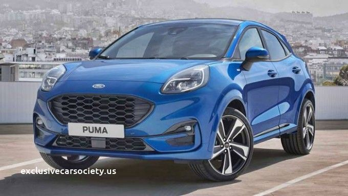 2020 Ford Puma Specs And Release Date
