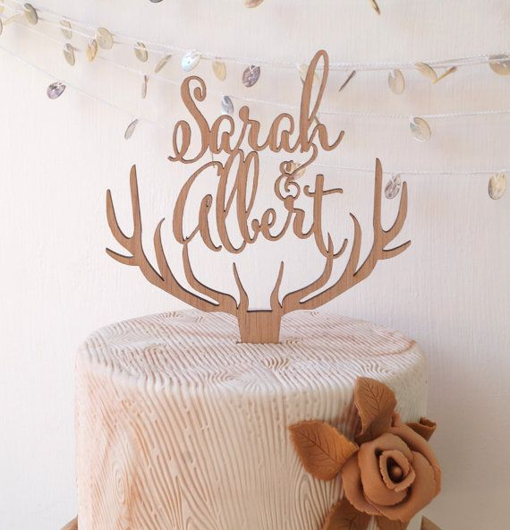 17 Best Ideas About Deer Antler Wedding On Pinterest