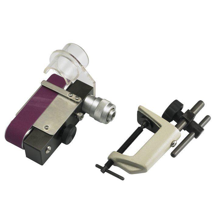 how to change sanding wheel on sani-grinder