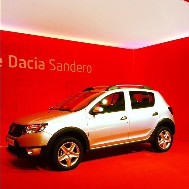 Noua Dacia Sandero Stepway în stilul Instagram!