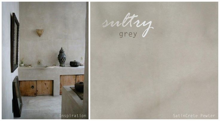 #5 Sultry grey - makes a sophisticated statement and a fantastic backdrop for colour pops