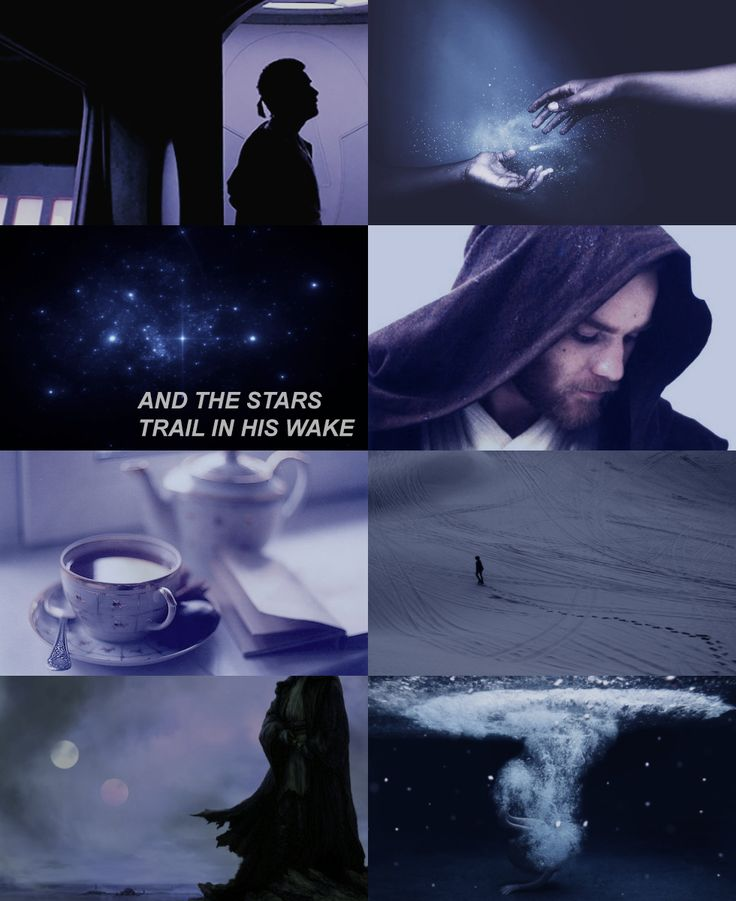 "radiantvii: "" character aesthetic → Obi-Wan Kenobi "" They call him Kenobi, the Great Wizard of the Hills, the Conqueror of Stars, a friend to the helpless, the bringer of Hope. And he smiles at the..."