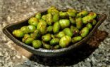 Roasted Edamame - really want to try to make this, but it totally intimidates me :/