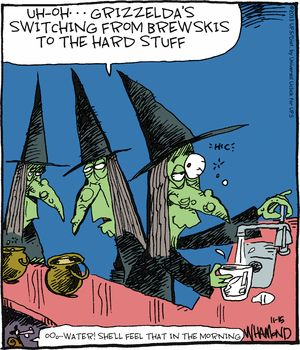 potion to strong - Halloween Humor Jokes