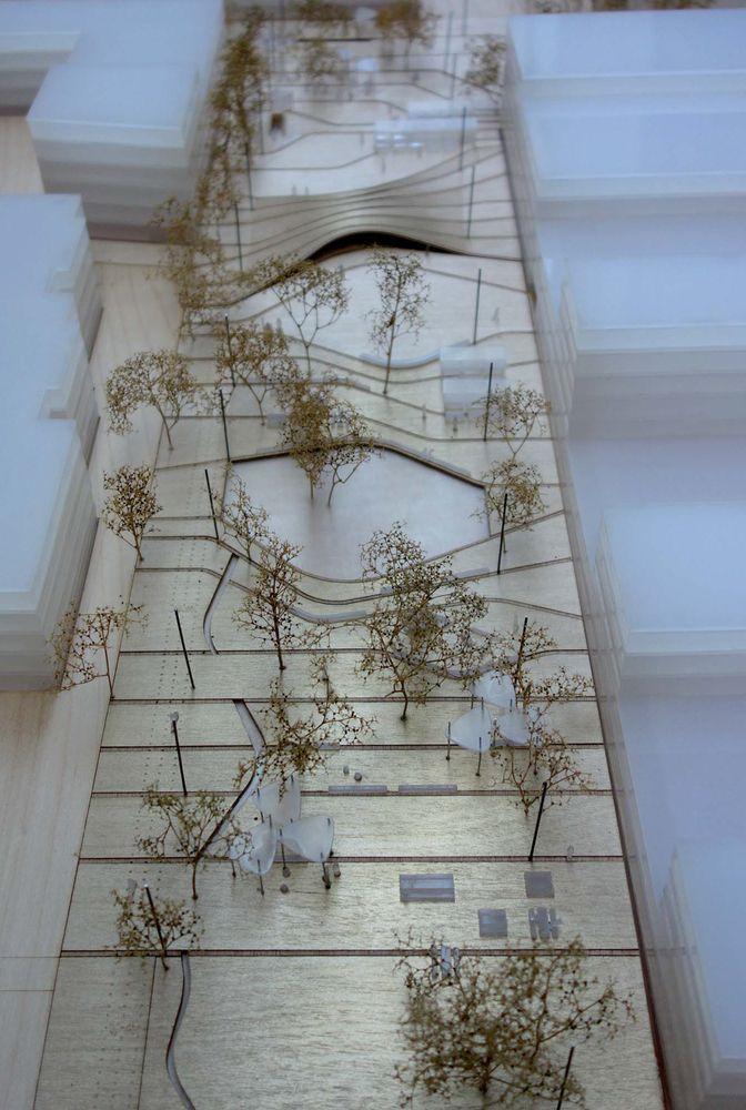 Galería de MX_SI architectural studio y mestreswåge arquitectes rediseñarán plaza pública de Oslo - 4