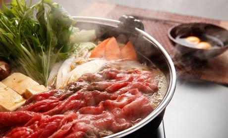 すき焼きの作り方 お肉屋さんが伝授! 辰屋のレシピ