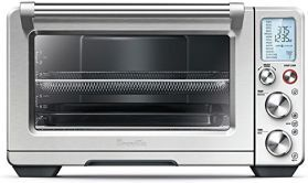 You voted Breville's Toaster Ovens the best in the business, and their latest, the Smart Oven Air, even replaces your dehydrator and air-fryer, along with your toaster (obviously), your oven (maybe), and possibly even your slow cooker.