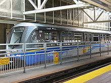Public transport - The Vancouver SkyTrain is the longest automated rapid transit system in the world.
