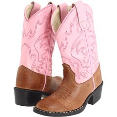 Old West Boots - J Toe Western Boot  For Mallie girl :)