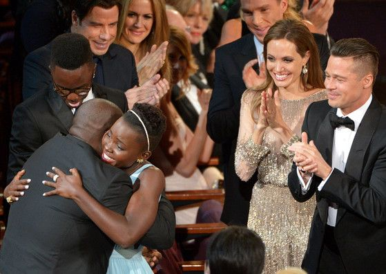 Lupita Nyong'o - a new star is born... #lovoo http://lovoo.it/pin