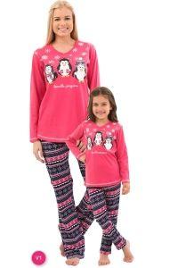 Roly Poly 2557 Kız Çocuk Pijama Takımı
