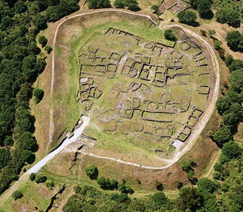 Celtas en Galicia, castro-viladonga