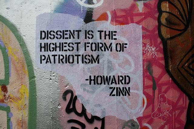 howard zinn quote by jerm IX, via Flickr