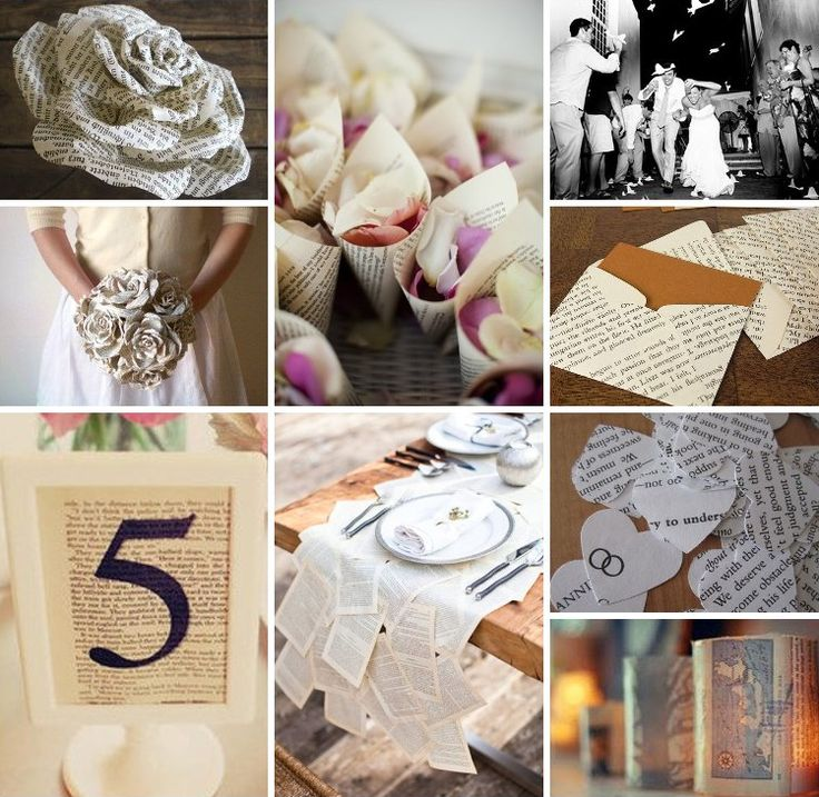 Storybook Wedding Inspiration! Creative Ideas On Using