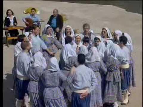 ΚΑΡΥΣΤΟΣ-Καβοντορίτικος ''Τοπικός Χορός'' - YouTube