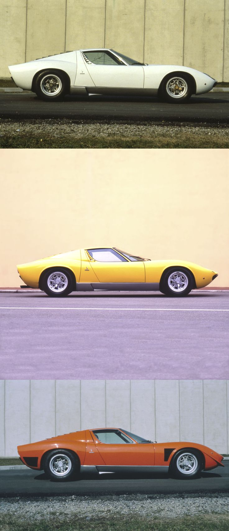 #Lamborghini #Miura Set. CLICK the PICTURE or check out my BLOG for more…