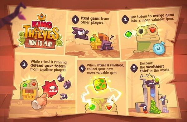 king of thieves leagues - Google Search