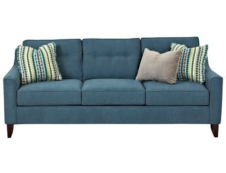 Melody Collection - Teal Sofa